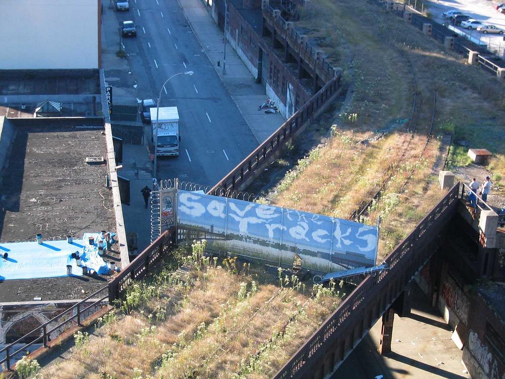 Foto do site: thehighline.org